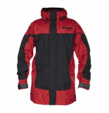 Bergans Jas men antarctic expedition black red-xxl