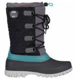 Winter-Grip Snowboot women winter wanderer antraciet groengrijs-schoenmaat 38