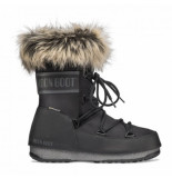 Moon Boot Women monaco low wp 2 black-schoenmaat 37