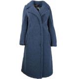 Spoom Lo coat blue