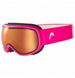 Head Skibril head kids ninja pink