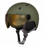 Sinner Skihelm titan visor matte moss green 2020-52 -