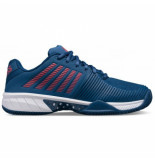 K-Swiss Tennisschoen men express light 2 omni dark blue bittersweet white-schoenmaat 42 (uk 8)
