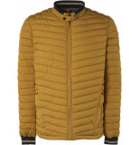 No Excess Jacket short fit padded gold