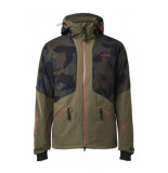Tenson Ski jas men brant dark green-s