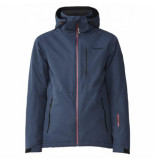 Tenson Ski jas men lucky dark grey-m