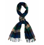 Gant D2. multi check wool scarf 9920133/373