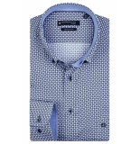 Giordano Ivy ls button down 207027/70