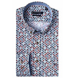 Giordano Ivy ls button down 207021/30