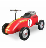 Retro Roller Loopauto racing team niki