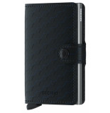 Secrid Portemonnee miniwallet optical black titanium