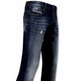 True Rise Stretch spijkerbroeken voor