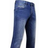 True Rise Stretch spijkerbroek