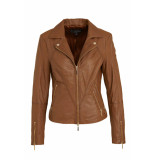 Studio AR Cherry nougat hazel jacket