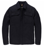 Vanguard Zip jacket coarse twill acero vja205101/599