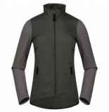 Bergans Jas dames stranda hybrid jacket khaki green-s