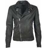 Gipsy Rustle sf lanicv black leather jacket