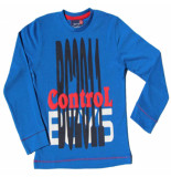 Boys in Control 301 cobalt shirt