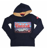 Boys in Control 404 Navy sweater