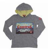 Boys in Control 404 Grey melange sweater
