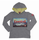 Boys in Control 404 Grey melange sweater