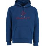 Gant D1. color lock up hoodie 2047013/435