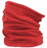 Barts Nekwarmer unisex fleece col red