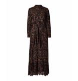 antik batik Otto long dress