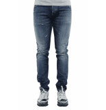 Balmain Selvedge slim jeans-vi