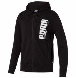Puma Men hooded sweat jacket