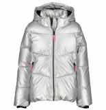 Icepeak Puffer Jacket zilver