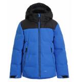 Icepeak Down-look jacket blauw