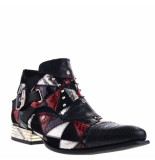 New Rock Chelsea boots -zwart