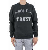 In Gold We Trust Igwt overside tee print chest