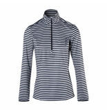 Brunotti rodia-stripe women fleece -