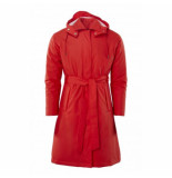 Rains Regenjas w trench coat red