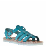 Sandalika Dames sandalen turqoise