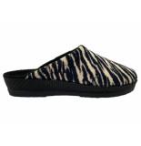 Rohde Pantoffels zebra