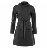 Rains Regenjas belt jacket black