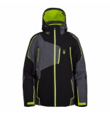 Spyder Ski jas men leader gtx le black
