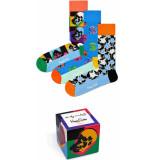 Happy Socks Andy warhol 3-pack gift box