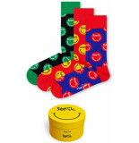 Happy Socks Love me 3-pack gift box