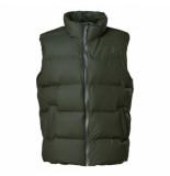 Rains Bodywarmer puffer vest green