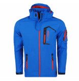 The Wild Stream Wildstream heren softshell jas fleece gevoerd immersible -