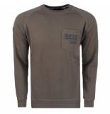 Superdry Heren sweater surplus goods goods graphic crew sweatshirt -