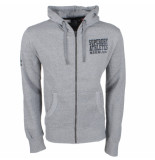 Superdry Heren vest mono classic zip hoodie -