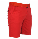 Brams Paris heren chino short met gratis riem hidde -