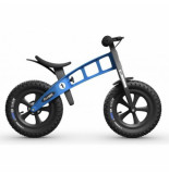 FirstBike Loopfiets fat edition light blue with brake