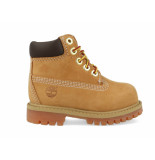 Timberland Peuters 6-inch premium boots (25 t/m 30) 12809 / honing bruin