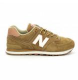 New Balance Men ml574 d xaa brown